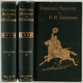 Books:Biography & Memoir, P[hillip] H. Sheridan. Personal Memoirs. New York: Charles L. Webster, 1888. First edition. From the James and Deb... (Total: 2 Items)