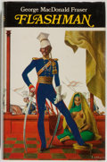 Books:World History, George MacDonald Fraser. Flashman. From the Flashman Papers... . London: Herbert Jenkins, [1969]. First edit...