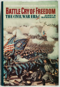 Books:Americana & American History, James M. McPherson. Battle Cry of Freedom. The Civil WarEra. Oxford: Ox University Press, 1988. First edition. ...