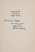 Books:Signed Editions, Wiley Post and Harold Gatty. Around the World in 8 Days.The Flight of the Winnie Mae....