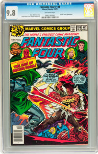Fantastic Four #199 (Marvel, 1978) CGC NM/MT 9.8 Off-white pages