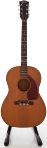 Musical Instruments:Acoustic Guitars, 1968 Gibson LG-0 Natural Acoustic Guitar, Serial # 870140...
