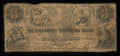 Obsoletes By State:New Hampshire, Portsmouth, NH- Mechanics' and Traders' Bank Spurious $3 Jan. 1, 1859. ...