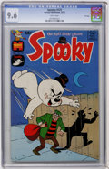Bronze Age (1970-1979):Humor, Spooky #121 File Copy (Harvey, 1970) CGC NM+ 9.6 White pages....