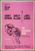 """Movie Posters:Drama, The Children's Hour (United Artists, 1962). Poster (40"""" X 60"""").Style Y. Drama.. ..."""