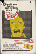 """Movie Posters:Science Fiction, The Fly (20th Century Fox, 1958). One Sheet (27"""" X 41""""). ScienceFiction.. ..."""