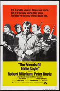 "Movie Posters:Crime, The Friends of Eddie Coyle (Paramount, 1973). One Sheet (27"" X 41""). Crime.. ..."