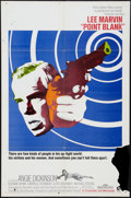 """Movie Posters:Crime, Point Blank (MGM, 1967). One Sheet (27"""" X 41""""). Crime.. ..."""