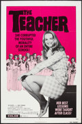 "Movie Posters:Sexploitation, The Teacher (Crown International, 1974). One Sheet (27"" X 41"").Sexploitation.. ..."