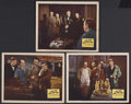 """Movie Posters:Mystery, And Then There Were None (20th Century Fox, 1945). Lobby Cards (3)(11"""" X 14""""). Mystery. Starring Barry Fitzgerald, Walter H...(Total: 3 Item)"""