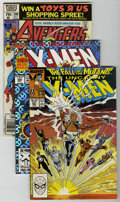 Modern Age (1980-Present):Miscellaneous, Marvel Modern Group (Marvel, 1980s) Condition: Average VF.... (Total: 145 Comic Books)