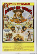 "Movie Posters:Western, Buffalo Bill and the Indians, or Sitting Bull's History Lesson (United Artists, 1976). One Sheet (27"" X 41""). Western Comedy..."