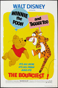 "Movie Posters:Animated, Winnie the Pooh and Tigger Too! (Buena Vista, 1974). One Sheet (27""X 41""). Animated.. ..."