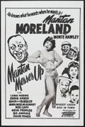 "Movie Posters:Comedy, Mantan Messes Up (Toddy Pictures, 1946). One Sheet (27"" X 41"").Musical Comedy. Starring Mantan Moreland, Lena Horn, Buck an..."