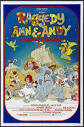 "Movie Posters:Animated, Raggedy Ann & Andy: A Musical Adventure (20th Century Fox,1977). One Sheet (27"" X 41""). Animated...."