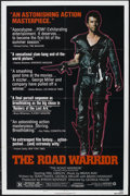 "Movie Posters:Action, The Road Warrior (Warner Brothers, 1982). One Sheet (27"" X 41"")Style B. Action. Starring Mel Gibson, Bruce Spence, Michael ..."
