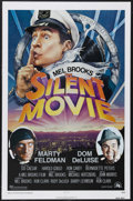"""Movie Posters:Comedy, Silent Movie (20th Century Fox, 1976). One Sheet (27"""" X 41"""").Comedy. Starring Mel Brooks, Marty Feldman, Dom DeLuise and Si..."""