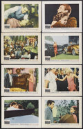 "Movie Posters:Drama, Splendor in the Grass (Warner Brothers, 1961). Lobby Card Set of 8(11"" X 14""). Drama. Starring Natalie Wood, Pat Hingle, Au...(Total: 8 Item)"