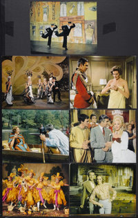 """Star! (20th Century Fox, 1968). Deluxe Lobby Card Set of 11 (11"""" X 14""""). Musical. Starring Julie Andrews, Rich..."""