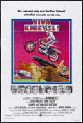 """Movie Posters:Action, Viva Knievel! (Warner Brothers, 1977). One Sheet (27"""" X 41"""").Action. Starring Evel Knievel, Gene Kelly, Lauren Hutton and R..."""