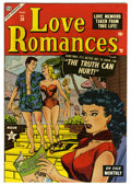 "Golden Age (1938-1955):Romance, Love Romances #30 Davis Crippen (""D"" Copy) pedigree (Marvel, 1953)Condition: VF+. Overstreet 2006 VF 8.0 value = $50; VF/NM..."