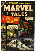 "Golden Age (1938-1955):Horror, Marvel Tales #118 Davis Crippen (""D"" Copy) pedigree (Atlas, 1953)Condition: FN/VF. Hypodermic needle cover and panels in en..."
