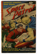 Golden Age (1938-1955):Science Fiction, Space Patrol #2 (Ziff-Davis, 1952) Condition: VG+. Painted cover byNorman Saunders. Tie-in with the TV show of the same nam...