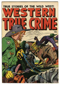 Golden Age (1938-1955):Western, Western True Crime #4 Mile High pedigree (Fox Features Syndicate, 1949) Condition: VF/NM. Johnny Craig art. Overstreet 2006 ...