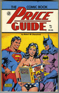 Memorabilia:Comic-Related, Overstreet Price Guide #13 (Overstreet Publications, 1983) Condition: VG. Have comic values changed much in 23 years? Lessee...