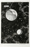 Original Comic Art:Splash Pages, Eduardo Barreto and Al Williamson - Star Wars: A New Hope - TheSpecial Edition #2, Splash page 1 Original Art (Dark Horse, 19...