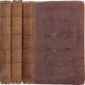 "Books:Literature Pre-1900, Charles Dickens. Oliver Twist; or, the Parish Boy'sProgress. By ""Boz."" In Three Volumes. London: Richard Bentle...(Total: 3 Items)"
