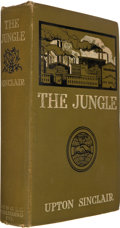 Books:Literature 1900-up, Upton Sinclair. The Jungle. New York: The Jungle PublishingCo., [1906]. First edition, with first issue points (wi...