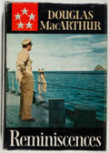 Books:World History, Douglas MacArthur. Reminiscences: General of the Army. NY: McGraw-Hill, [1964]. First trade edition. Signed. ...