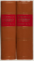 Books:Americana & American History, Jefferson Davis. The Rise and Fall of the ConfederateGovernment. New York: Appleton, 1881. First edition. Twovolum... (Total: 2 Items)