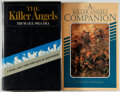 Books:Americana & American History, Michael Shaara. The Killer Angels. First edition. [and:] D.Scott Hartwig. A Killer Angels Companio... (Total: 2Items)