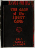 Books:Mystery & Detective Fiction, Erle Stanley Gardner. The Case of the Sulky Girl. New York:William Morrow, 1933. First edition, first printing. S...