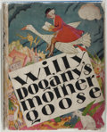 Books:Children's Books, Willy Pogany. Willy Pogany's Mother Goose. New York: ThomasNelson and Sons, [1928]. First edition. Presentation c...