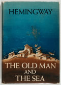 Books:Literature 1900-up, Ernest Hemingway. The Old Man and the Sea. New York:Scribner's, 1952. First edition, first state dust jacket....