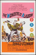 """Movie Posters:Fantasy, The Wonders of Aladdin & Other Lot (MGM, 1961). One Sheets (2)(27"""" X 41""""). Fantasy.. ... (Total: 2 Items)"""