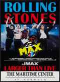 """Movie Posters:Rock and Roll, At the Max (IMAX, 1991). Poster (18"""" X 24.5""""). Rock and Roll.. ..."""