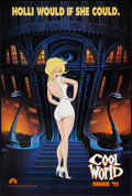 "Movie Posters:Animation, Cool World (Paramount, 1992). One Sheet (27"" X 40"") DS Advance, Style B. Animation.. ..."