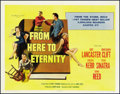 "Movie Posters:Academy Award Winners, From Here to Eternity (Columbia, 1953). Half Sheet (22"" X 28""). Academy Award Winners.. ..."