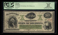 Obsoletes By State:Louisiana, New Orleans, LA- State of Louisiana $10 Nov. 26, 1866 Cr. 26. ...