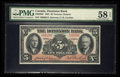 Canadian Currency: , Toronto, ON- The Dominion Bank $5 Jan. 2, 1935 Ch # 220-26-02. ...