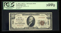 National Bank Notes:Colorado, Littleton, CO - $10 1929 Ty. 1 The First NB Ch. # 7533. ...