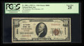 National Bank Notes:Colorado, Palisades, CO - $10 1929 Ty. 1 The Palisades NB Ch. # 8004. ...
