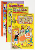 Bronze Age (1970-1979):Cartoon Character, Richie Rich Inventions #1-26 File Copy Short Box Group (Harvey,1977-82) Condition: Average NM-....