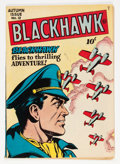Golden Age (1938-1955):War, Blackhawk #12 (Quality, 1946) Condition: FN-....