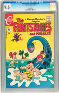 Bronze Age (1970-1979):Cartoon Character, The Flintstones #1 (Charlton, 1970) CGC NM+ 9.6 White pages....