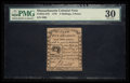 Colonial Notes:Massachusetts, Massachusetts 1779 5s 4d PMG Very Fine 30.. ...